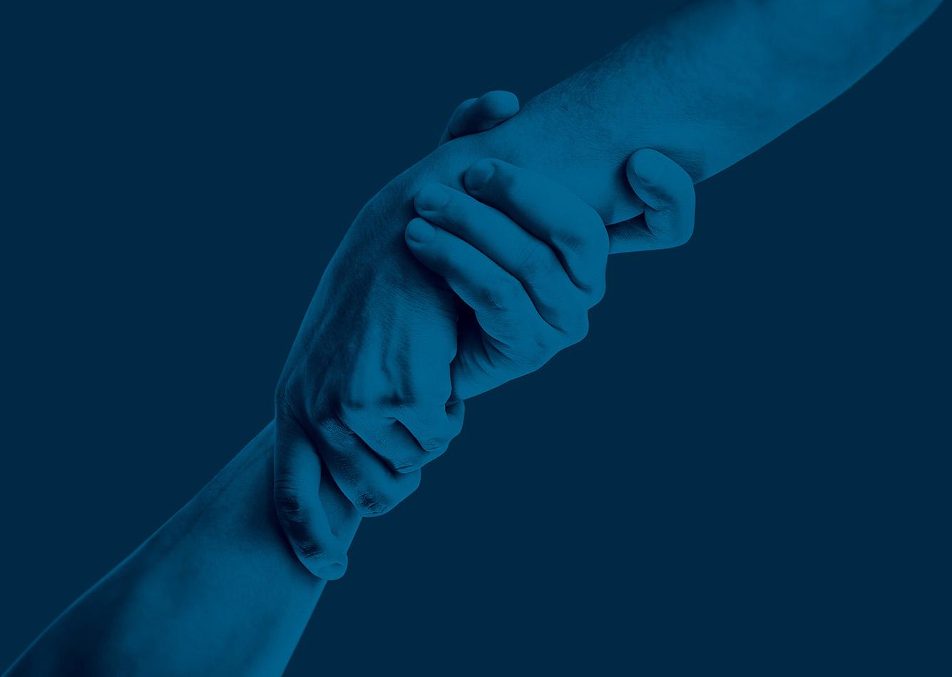 Met elkaar zorgen we voor elkaar